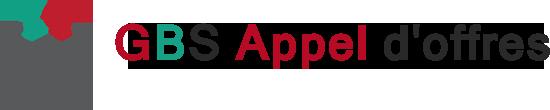 GBS Appel d'offres Logo