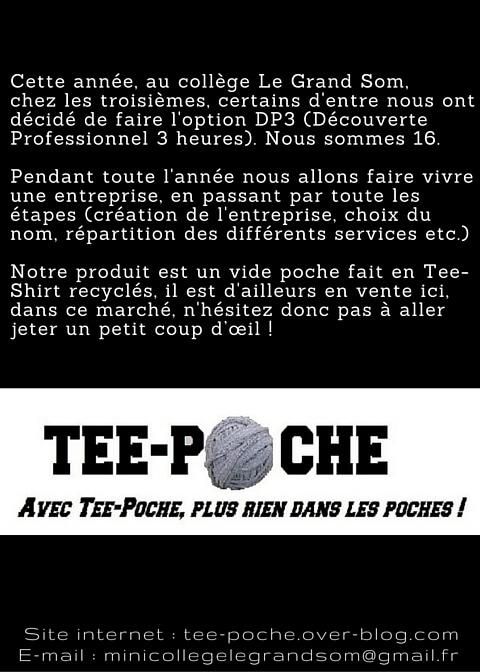 Affiche Tee-Poche Isère 2