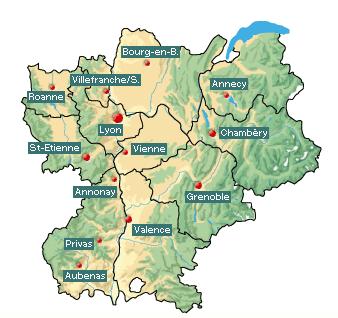 CCI Rhône-Alpes GBS Appel d'offres